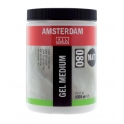 AMSTERDAM GEL MEDIUM MATT 080 1000 ML