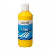 CREALL LINO Farba do Linorytu 250 ml 01 Yellow