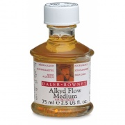 DALER ROWNEY MEDIUM ALKYD FLOW 75 ML