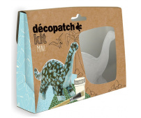 DECOPATCH KIT Dinozaur