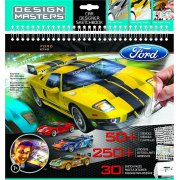 DESIGN MASTERS - SZKICOWNIK FORD GT