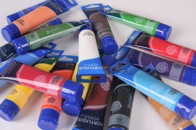 Farba akrylowa - 60ml BASIC