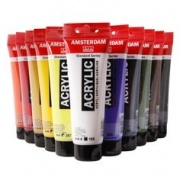 Farba akrylowa - Talens Amsterdam
