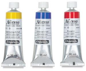 Farba olejna - 120ml Schmincke NORMA