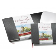 HAHNEMUHLE WATERCOLOUR BOOK 200G A4 POZIOMY 60 ARK.