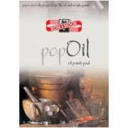 KOH-I-NOOR Pop Oil - Blok do farb olejnych A4 250g