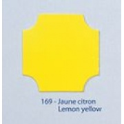 Lefranc & Bourgeois Farba do ceramiki CERAMIC Lemon Yellow 50 ml