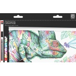 MARABU GRAPHIX FINELINER SET 24 KOLORY