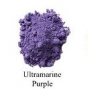 Natural Earth Paint - Oil Pigment - Ultramarine Purple 80g