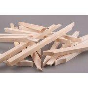 Bambusy, patyki lipowe i pisaki