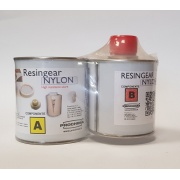 RESIN GEAR NYLON A+B 250g