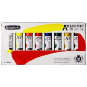 SCHMINCKE AKADEMIE OL-COLOR 8X20 ML