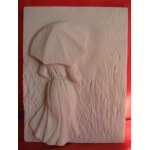 Sculpture Canvas® Podobrazie do rzeźbienia 18x24x3cm