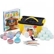 SNAZAROO Professional Face Painter\'s Kit - Walizka