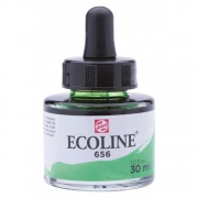 TALENS ECOLINE 30 ml 656 - FOREST GREEN - koncentrat farby wodnej