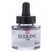 TALENS ECOLINE 30 ml 738 - COLD GREY LIGHT - koncentrat farby wodnej