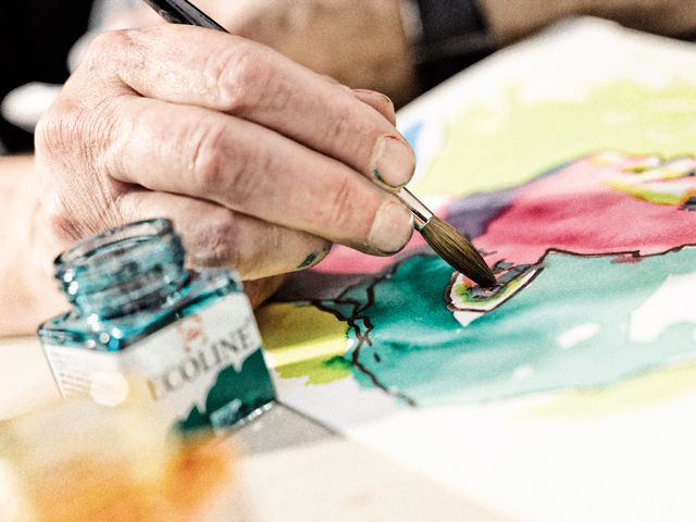 Farba olejna Talens Rembrandt 40ml