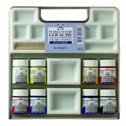 TALENS GOUACHE SET 8 x 16 ml HP1608