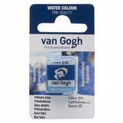 TALENS VAN GOGH WATER COLOUR PAN PHTHALO BLUE
