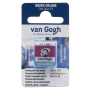 TALENS VAN GOGH WATER COLOUR PAN PERM. RED VIOLET
