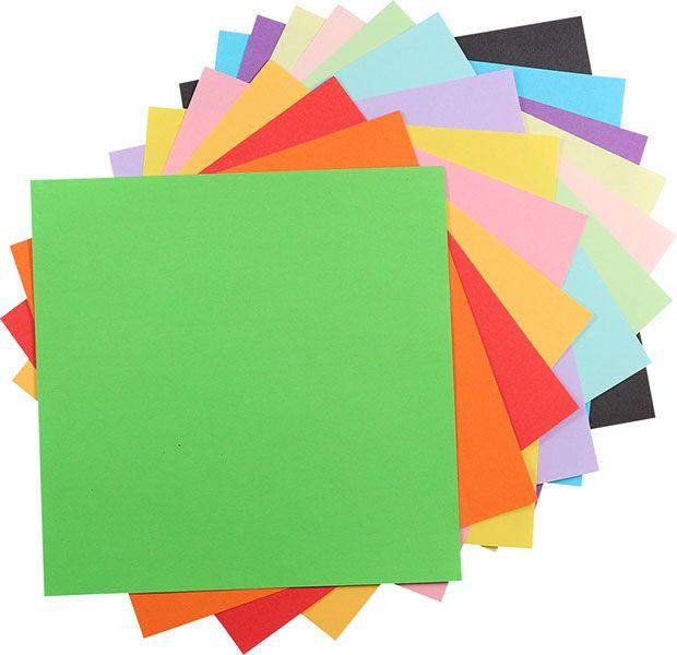 Papiery do origami