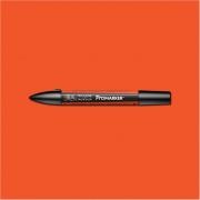 Winsor & Newton Promarker Bright Orange