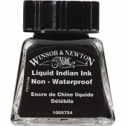 Winsor & Newton Tusz rysunkowy Indian Ink 14ml